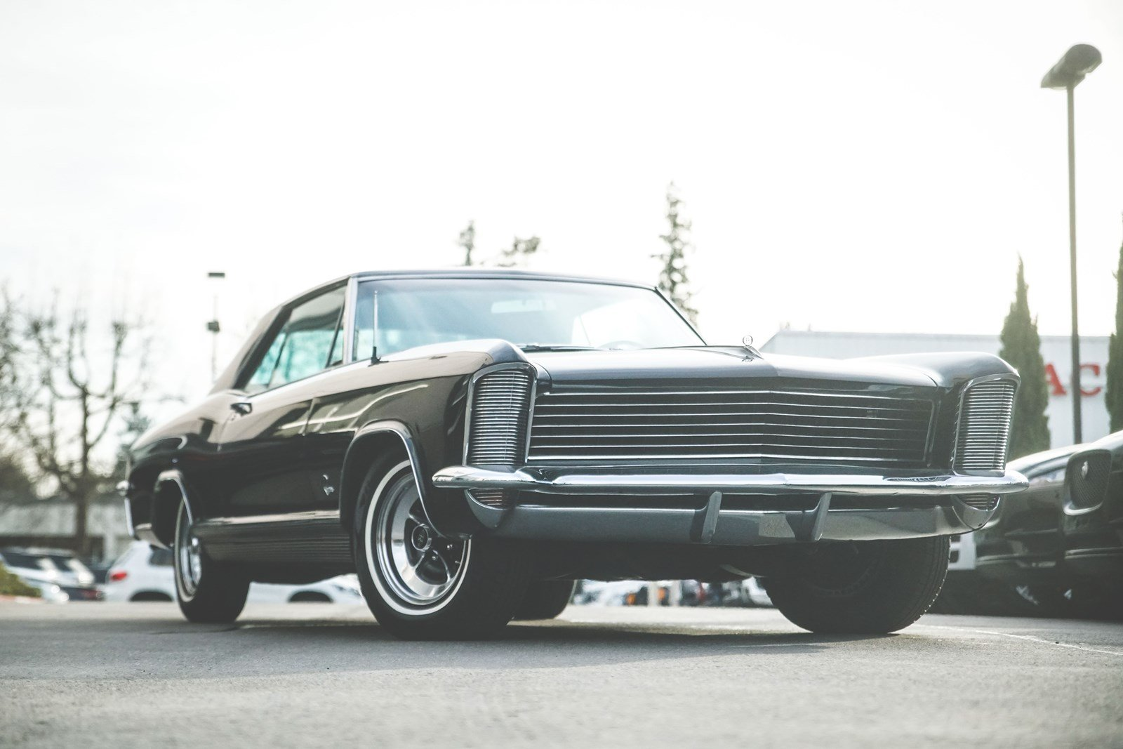 Pre-Owned 1965 BUICK RIVIERA