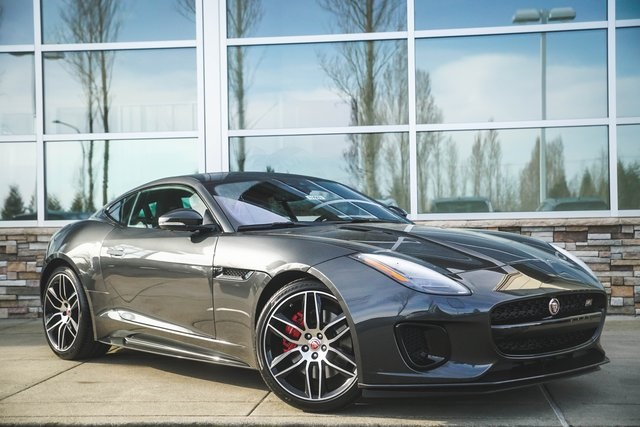 New 2020 Jaguar F-TYPE Checkered Flag Limited Edition