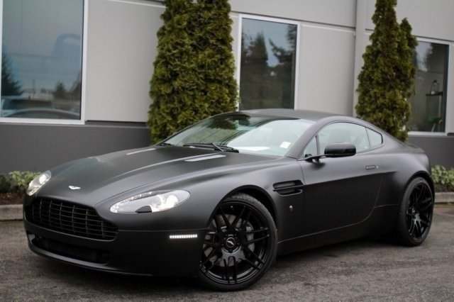 Pre-Owned 2008 Aston Martin Vantage 2DR CPE