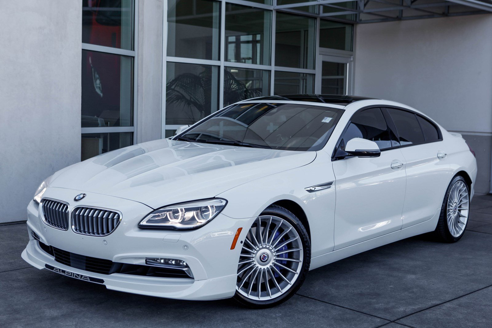 BMW Alpina B6 >> Pre Owned 2018 Bmw 6 Series Alpina B6 Xdrive With Navigation Awd