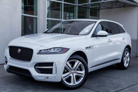 Certified Pre-Owned 2018 Jaguar F-PACE 20d R-Sport