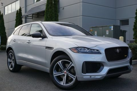 New 2020 Jaguar F-PACE 30t 300 Sport