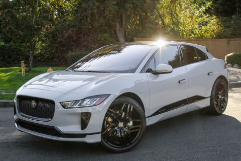 New 2020 Jaguar I-PACE EV400 S
