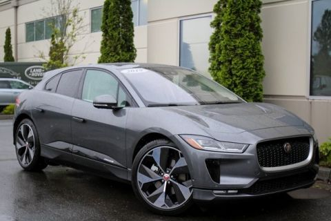 Pre-Owned 2019 Jaguar I-PACE First Edition