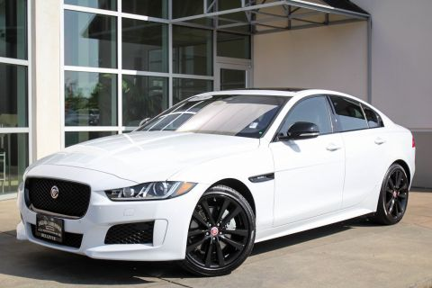 Pre-Owned 2019 Jaguar XE 25t Landmark
