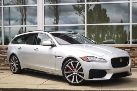 New 2018 Jaguar XF S