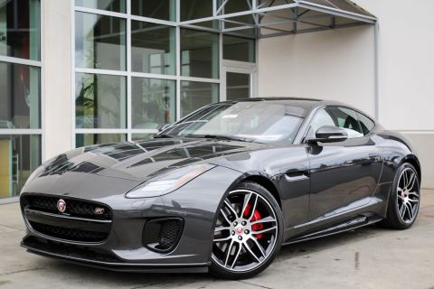 New 2020 Jaguar F-TYPE Checkered Flag