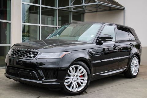 Certified Pre-Owned 2018 Land Rover Range Rover Sport Dynamic