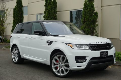 Pre-Owned 2016 Land Rover Range Rover Sport Autobiography