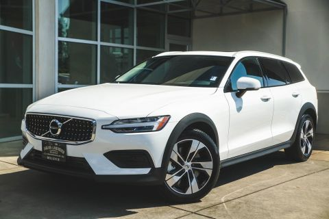 Pre-Owned 2020 Volvo V60 Cross Country 4DR WGN T5 AWD